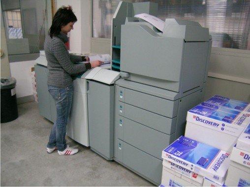stampante oce