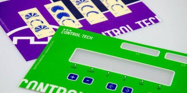 stampa frontali tastiere a membrana